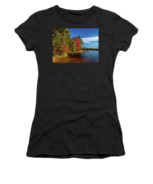 Oswego Lake Pinelands Women's T-Shirt