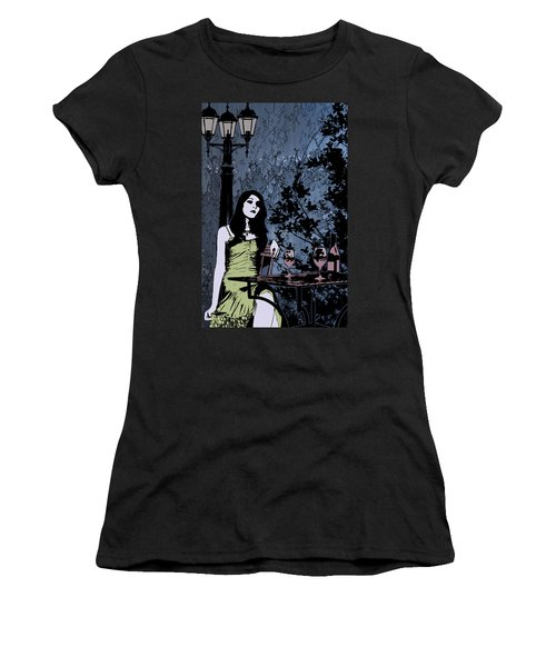 Out At Night Women's T-Shirt