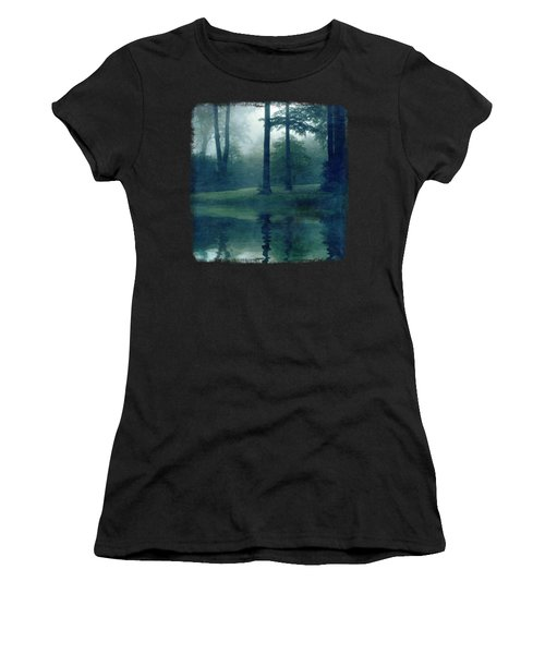 Out Of Reach - Forest Reflection Women's T-Shirt