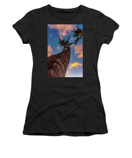 Palm Upward Women's T-Shirt