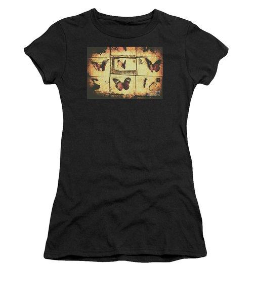Parchment Post Carriers Women's T-Shirt