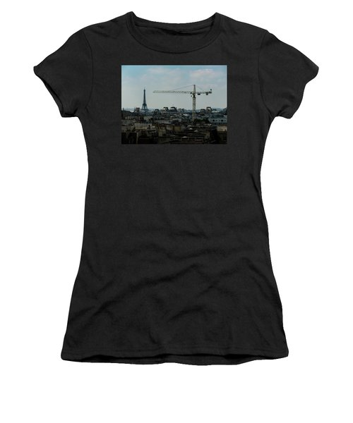 Paris Towers Women's T-Shirt