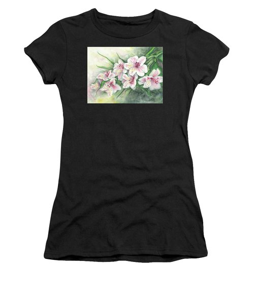 Peruvian Lilies Women's T-Shirt