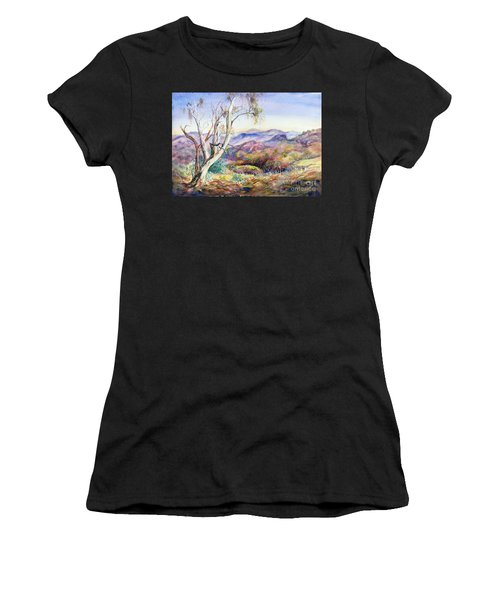 Pilbara, Hamersley Range, Western Australia. Women's T-Shirt