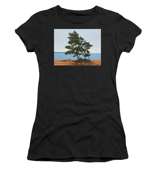 Pine On The Point Women's T-Shirt