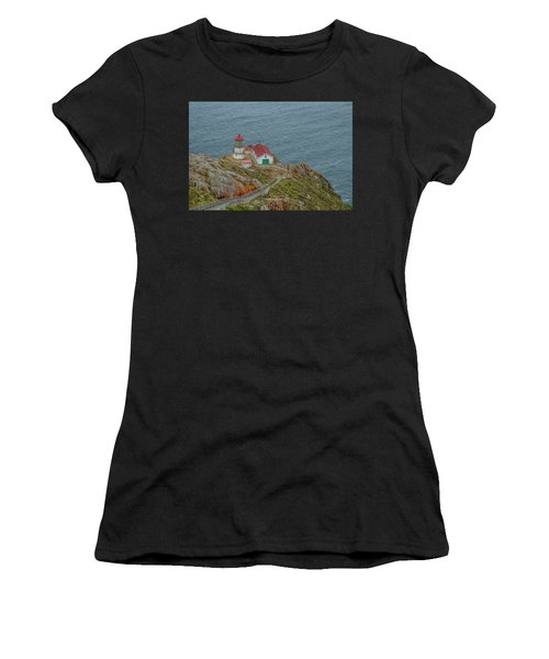 Point Reyes Lighthouse Women's T-Shirt
