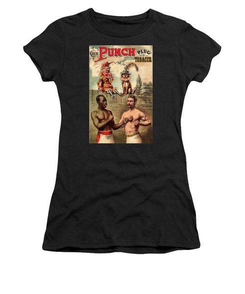 Punch Plug Tobacco Women's T-Shirt