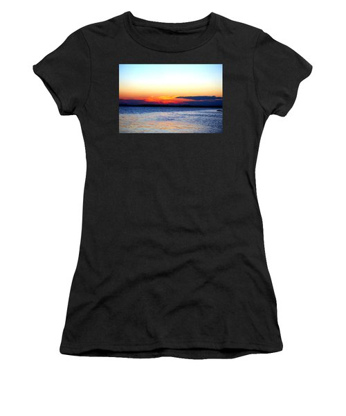 Radiant Sunset Women's T-Shirt