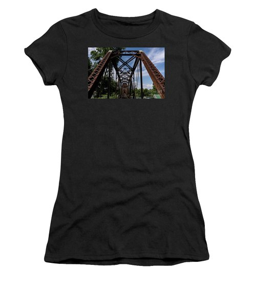 Railroad Bridge 6th Street Augusta Ga 2 Women's T-Shirt