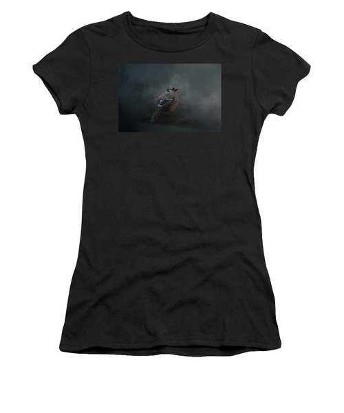 Rainy Day Blues  Women's T-Shirt