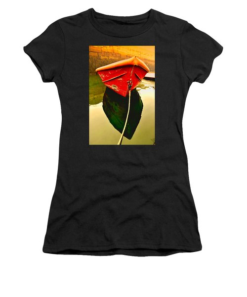 Red Boat Women's T-Shirt