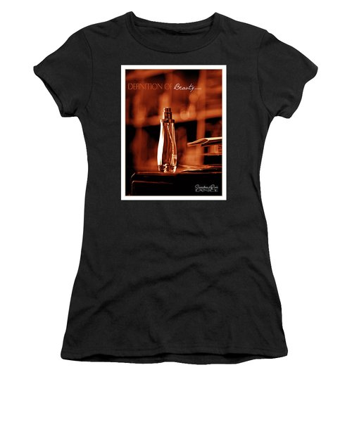 Red Definition Of Beauty Women's T-Shirt