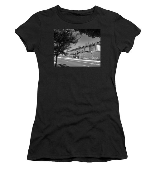 Regions Field Home Of The Barons Women's T-Shirt (Athletic Fit)
