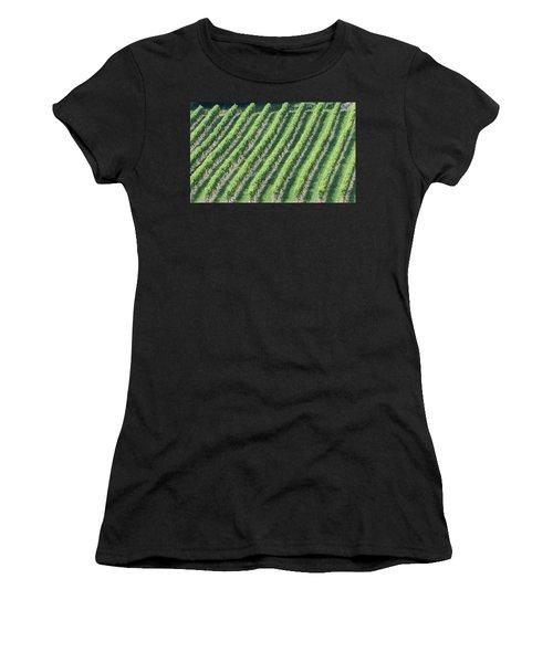 Riesling On The Rhine Women's T-Shirt