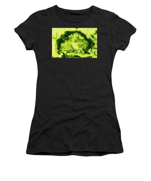 Rhapsody In Green Women's T-Shirt