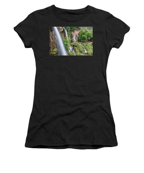 Rifle Falls Women's T-Shirt