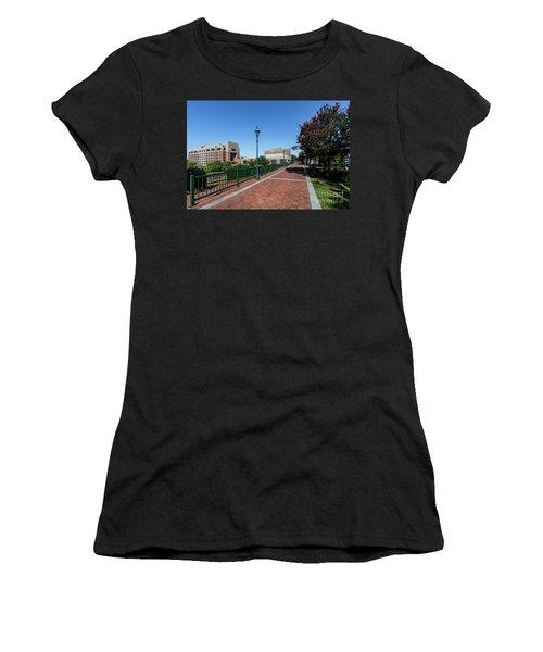 Riverwalk Downtown Augusta Ga Women's T-Shirt