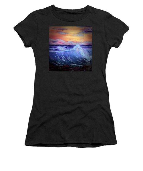 Rollin On The Rocks Women's T-Shirt