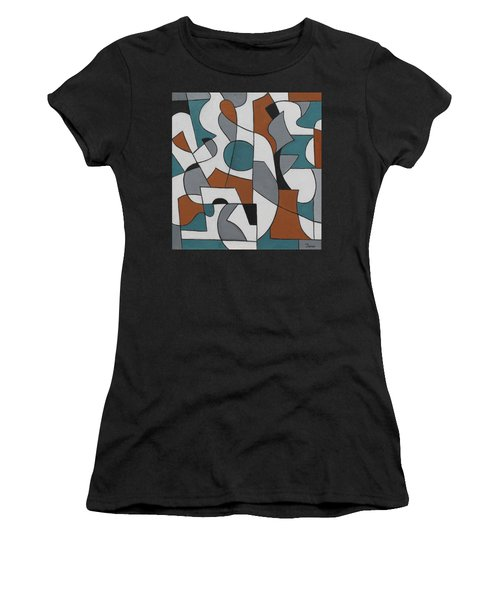 Roundabout Women's T-Shirt (Athletic Fit)