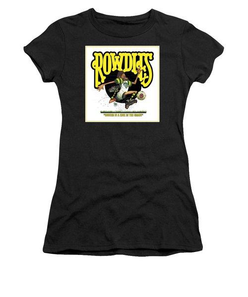 Rowdies Old School Women's T-Shirt
