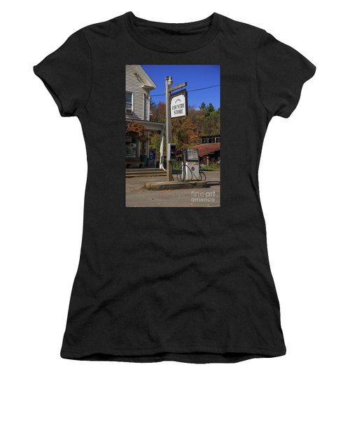 Roxbury Country Store Roxbury Vermont Women's T-Shirt