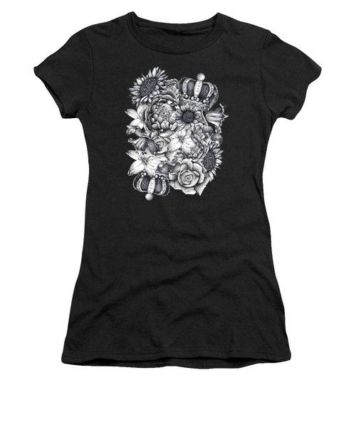 Royal Flowers Women's T-Shirt
