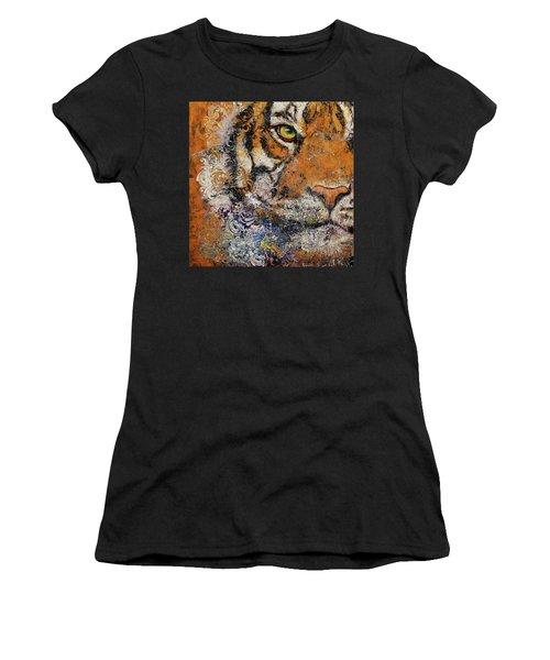 Royal Tiger Women's T-Shirt