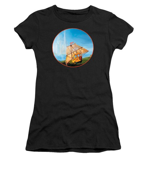 Sailbus Women's T-Shirt (Athletic Fit)