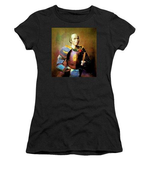 Samurai Warrior Remastered Women's T-Shirt