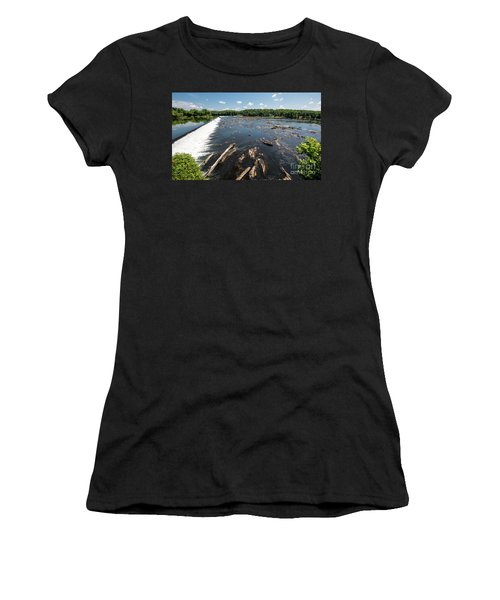 Savannah River Rapids - Augusta Ga Women's T-Shirt