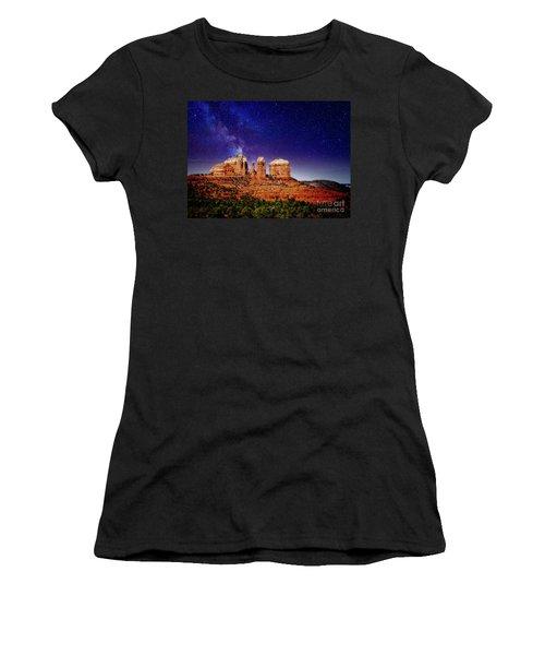 Sedona After Dark Women's T-Shirt
