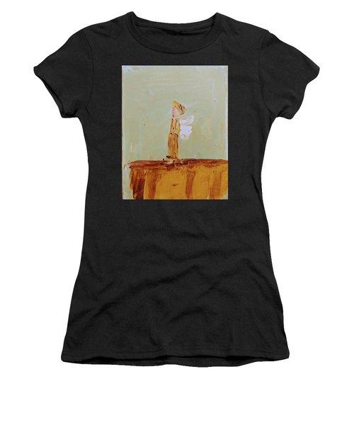 Simply Sweet Angel Boy Women's T-Shirt