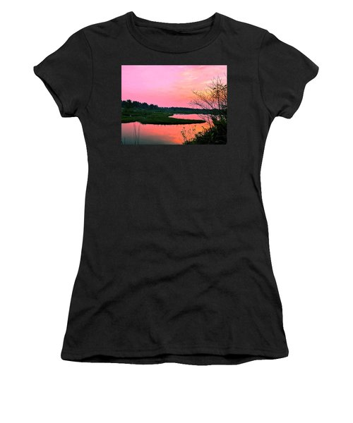 Sitka Sedge Sunset Women's T-Shirt
