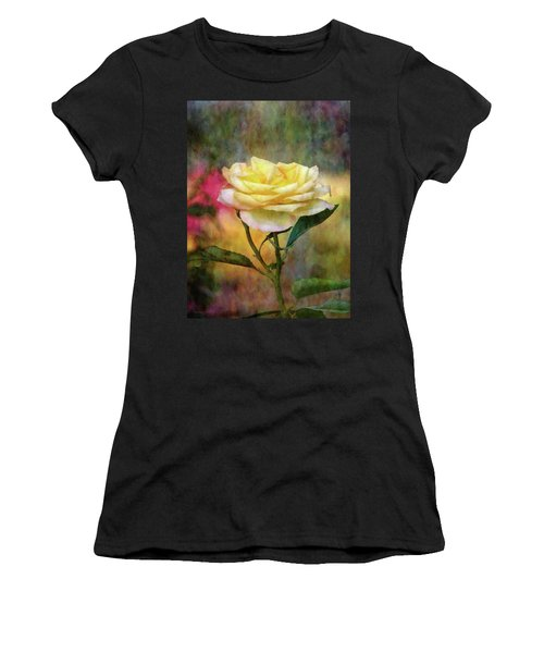 Slight Yellow 5570 Idp_2 Women's T-Shirt
