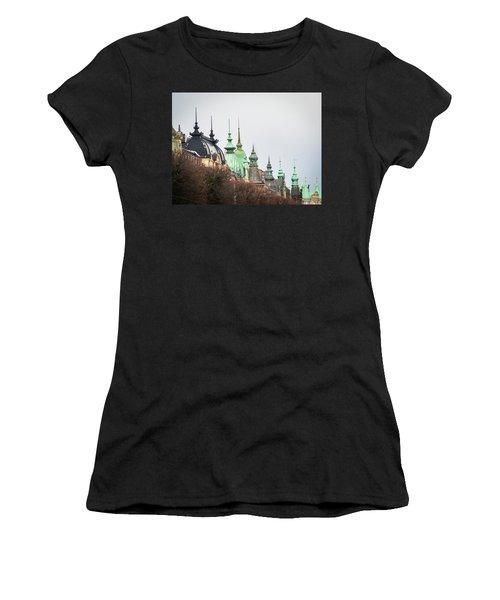 Spires Of Stockholm Women's T-Shirt