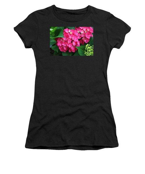 Spring Hydrangea Women's T-Shirt