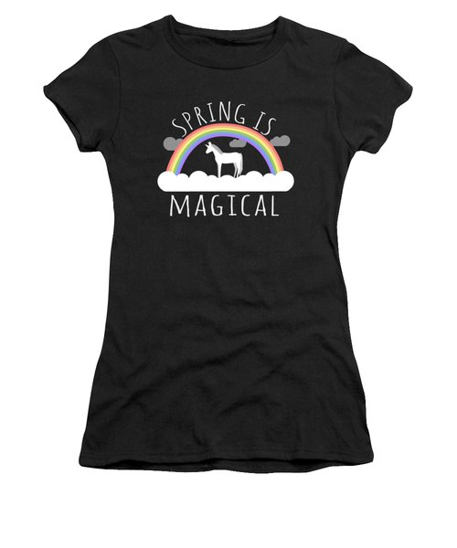Spring Is Magical Women's T-Shirt