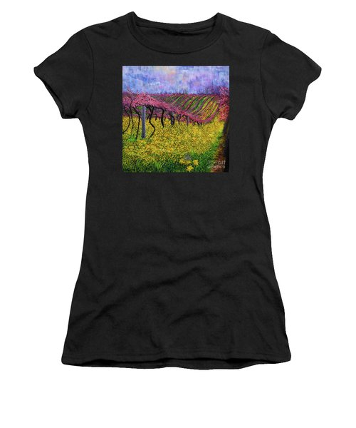 Spring Vineyard Women's T-Shirt