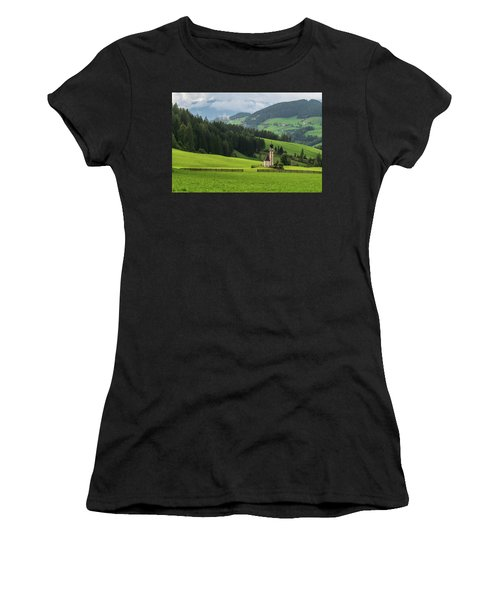 St Johann From The East Women's T-Shirt
