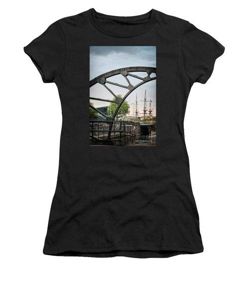 Steel And The Golden Age Women's T-Shirt