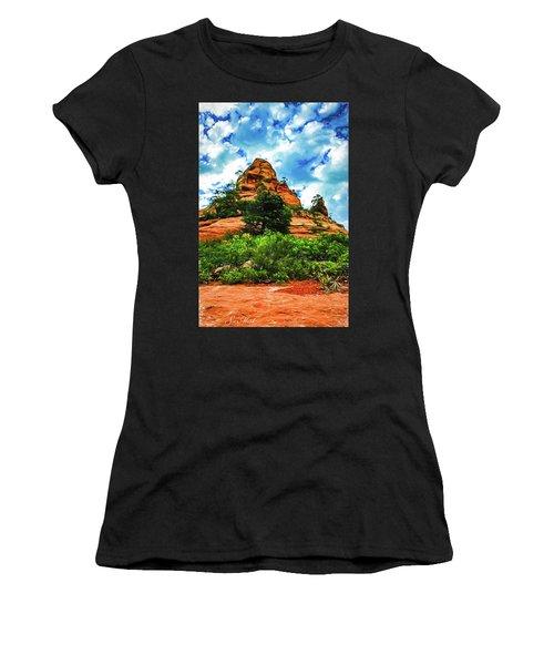 Sterling Pass 04-006 Women's T-Shirt