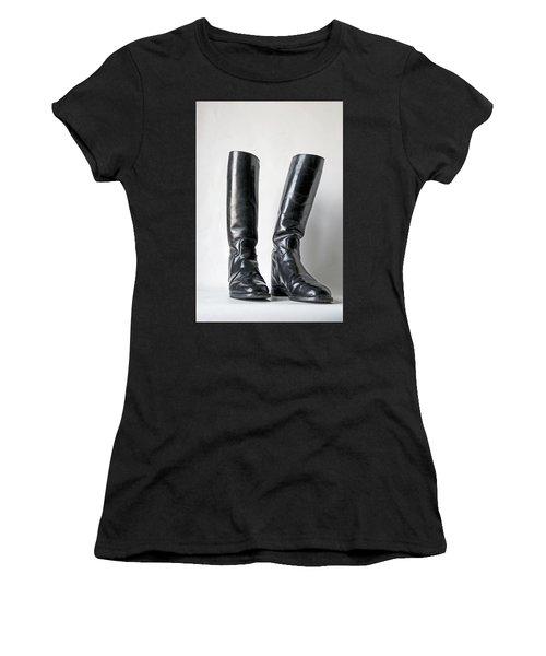 Studio. Riding Boots. Women's T-Shirt