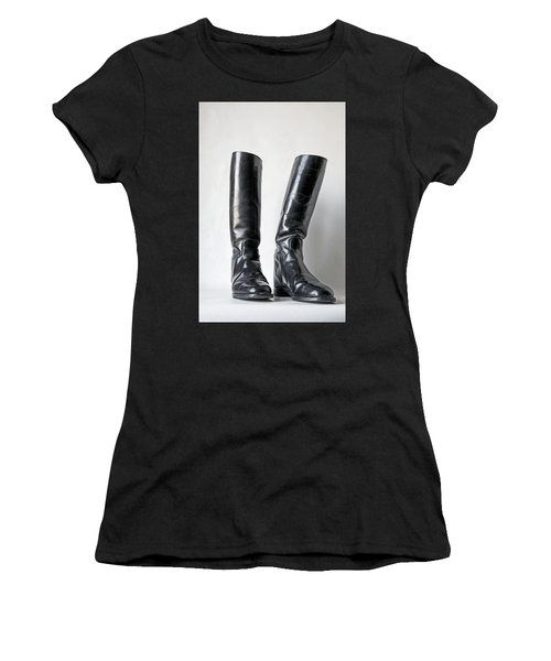 Studio. Riding Boots. Women's T-Shirt