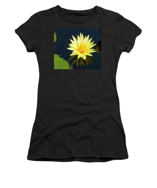 Stunning In Yellow Women's T-Shirt