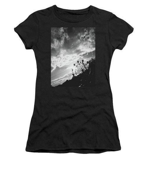 Summertime Wheeling Women's T-Shirt