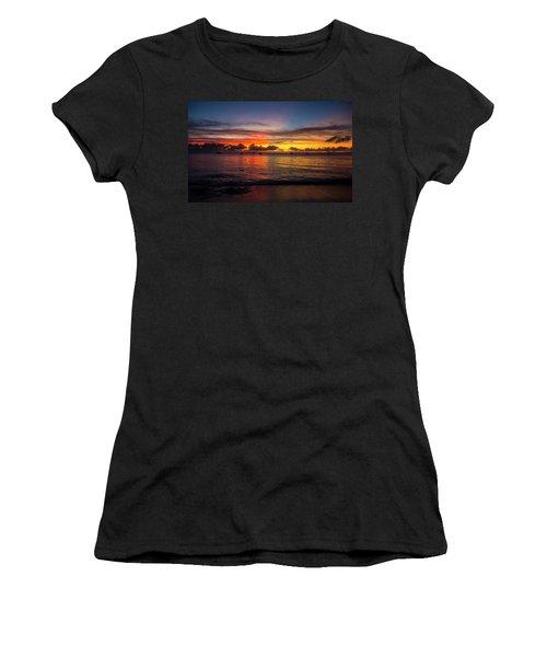 Sunset 4 No Filter Women's T-Shirt