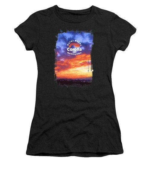 Sunset In Carolina Women's T-Shirt