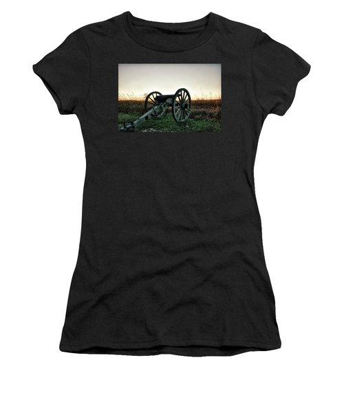 Sunset In Defense Women's T-Shirt