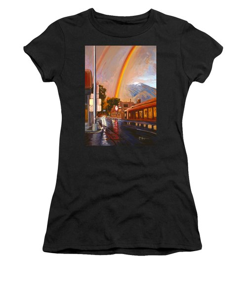 Taos Rainbow Women's T-Shirt