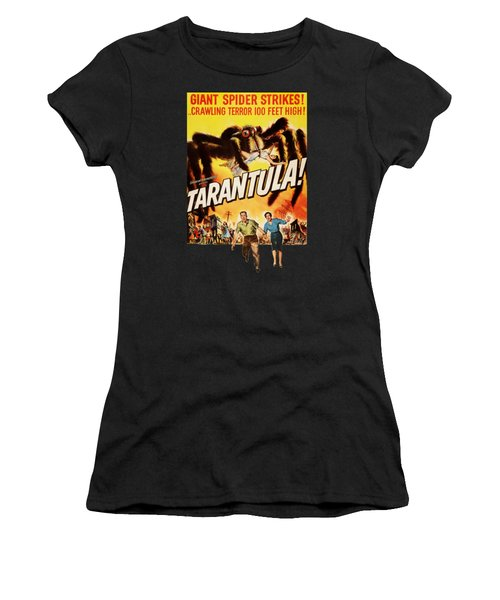 Tarantula Movie Poster Women's T-Shirt